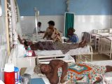 Il reparto di maternità è terminato da poco; una grande opportunità per le donne che sempre più numerose si rivolgono all'Ospedale Sacro Cuore di Weme.